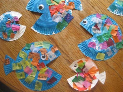 kindergarten craft projects 25 best ideas about fish crafts preschool on