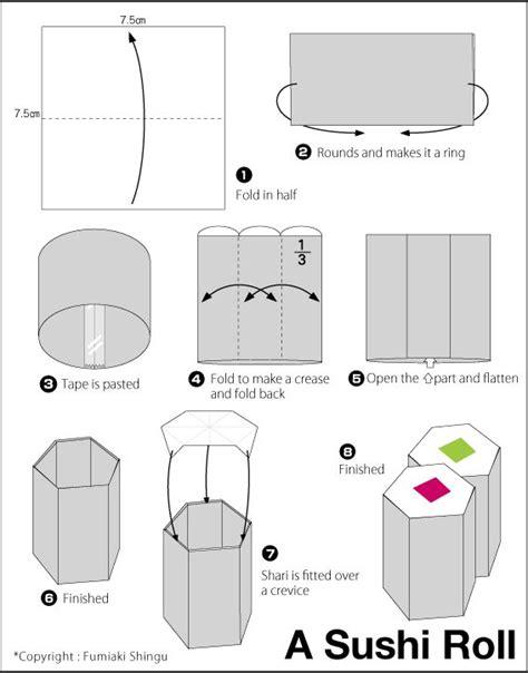 origami sushi menu origami sushi roll oragami