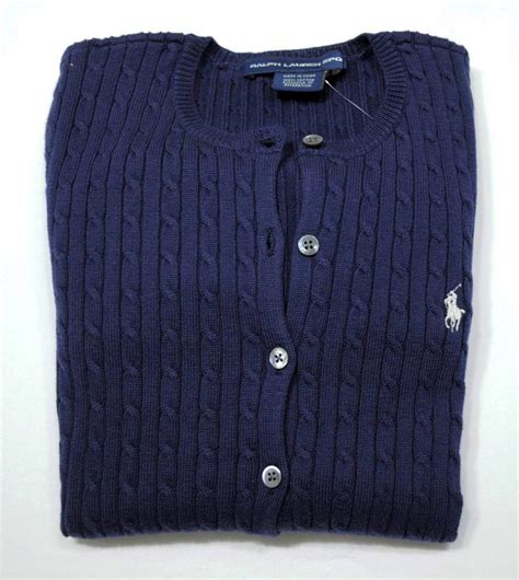 womens ralph cable knit sweater nwt polo ralph womens soft cable knit