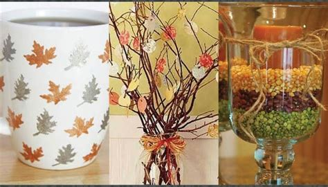 crafting projects for adults amazingly falltastic thanksgiving crafts for adults diy