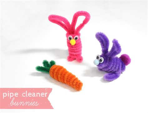 pipe cleaner craft crafts ideas diy crafts pipe cleaners easter crafts