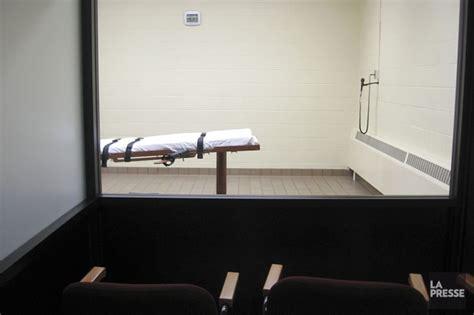 peine de mort le tennessee pourra utiliser la chaise 233 lectrique 201 tats unis