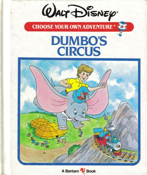 circus picture books item dumbo s circus demian s gamebook web page