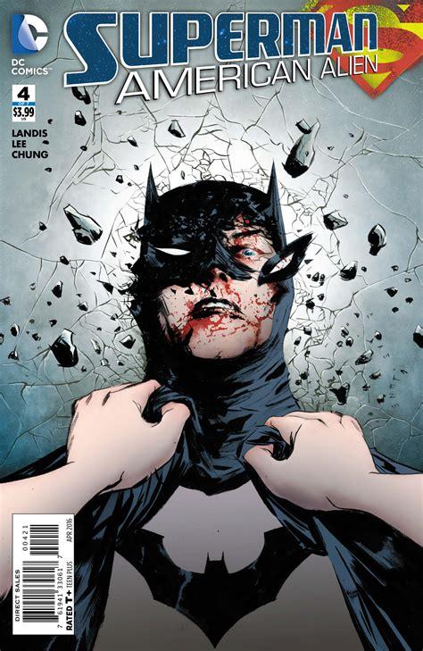 comics vs superman american 4 by max landis jae review