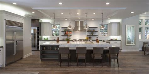 large kitchen designs with islands 50 gorgeous kitchen designs with islands designing idea