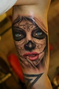 best day of the dead tattoos sugar skull sugar