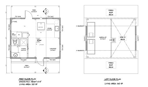 16 x 16 cabin floor plans 16 x 16 2 story cabin floor plans studio design