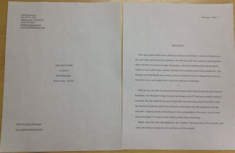 picture book manuscript exle formatting your novel manuscript in which by its nature