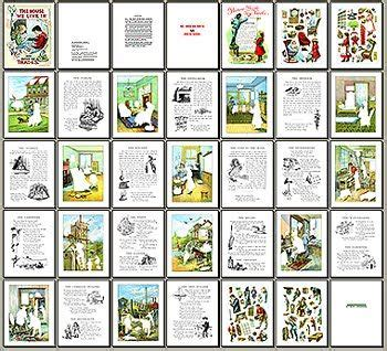 printable picture book 40 best miniature printable books images on
