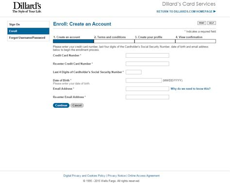 make payment on card dillard s credit card login make a payment