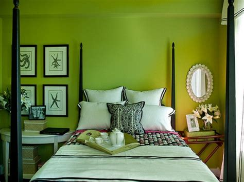 green bedroom design and green is for zeller interiors