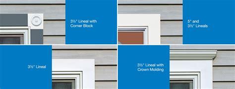 Online Home Exterior Design Tools vinyl carpentry 174 window and door surrounds siding trim