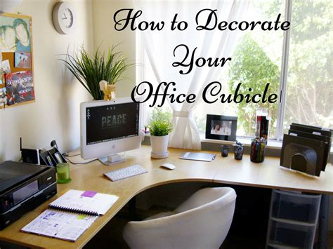 work decorating ideas how to decorate your office cubicle to stand out in the