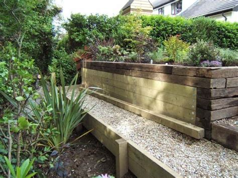 retaining walls for gardens 1000 images about garden retaining walls garden beds