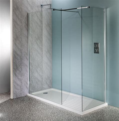 shower glass for bath 2 things you should check when buying glass shower panels
