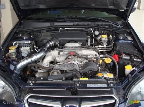 2005 Legacy Gt Engine by 2005 Subaru Legacy 2 5i Sedan Engine Photos Gtcarlot