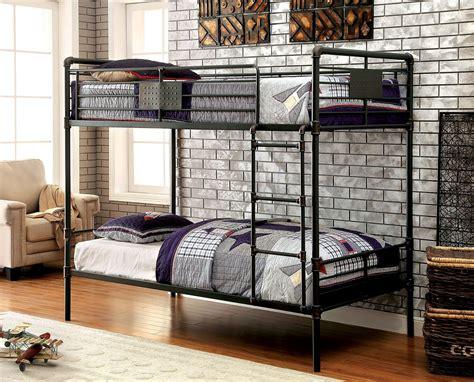 antique bunk beds olga i antique black metal bunk bed cm