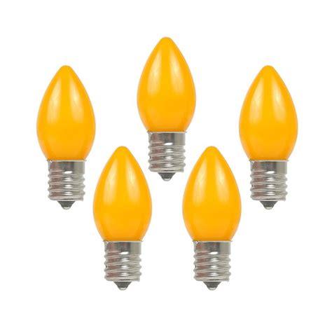 c7 ceramic replacement bulbs orange led c7 ceramic bulbs novelty lights