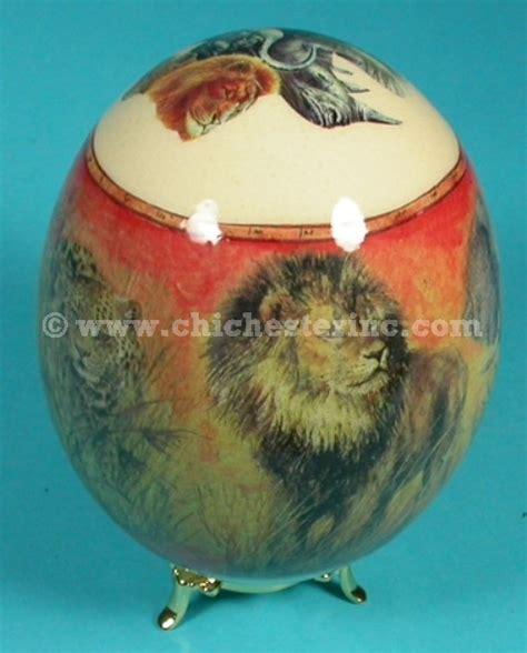 decoupage ostrich eggs ostrich eggs decoupage