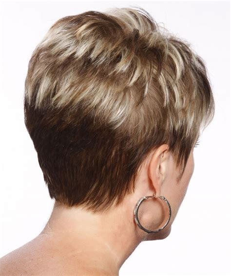 views of back of medium hairstyles back view short haircuts 75 with back view short haircuts