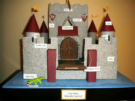 ideas for to make at school castle project school ideas castles