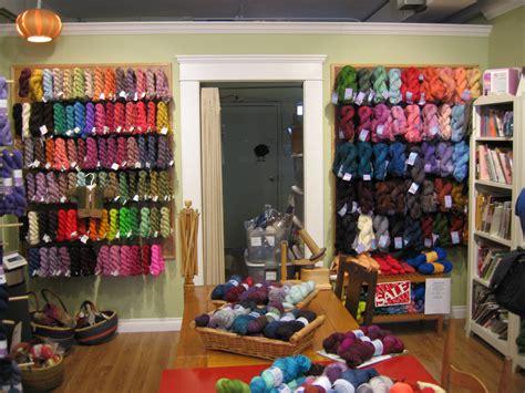 knit shop june 2009 traveller s yarn