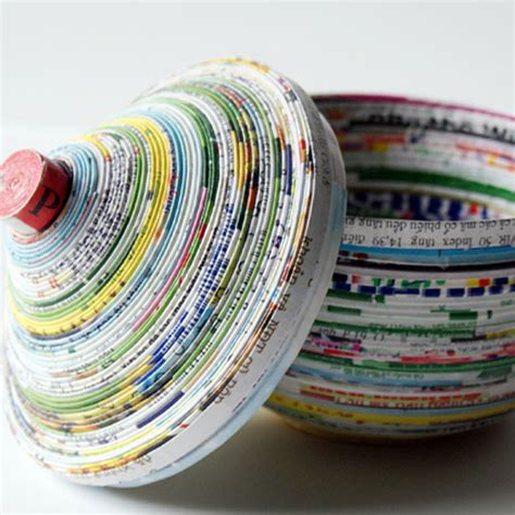 recycled magazine crafts for recycled craft ideas