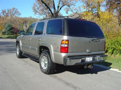 how to learn about cars 2003 chevrolet tahoe parental controls sell used 2003 chevy tahoe lt in sycamore illinois united states