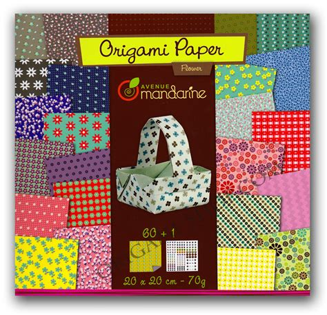 the origami paper shop origami papers lollipop 60 sheets 20x20cm