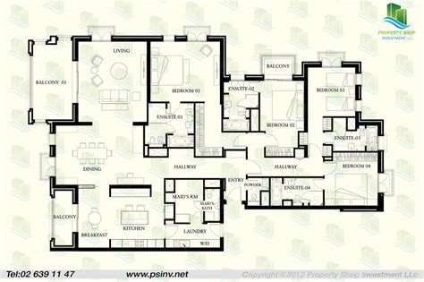 4 bedroom flat floor plan apartment 4 bedroom thraam