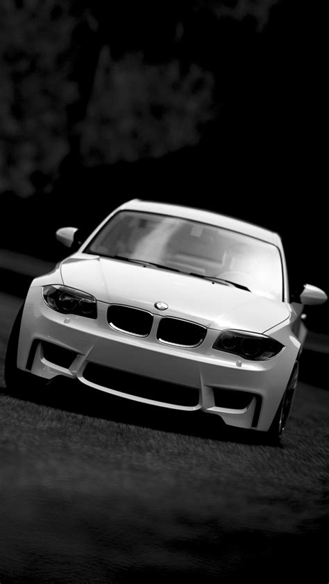 Iphone 6 Car Wallpaper Bmw by Bmw M3 White Tuning Iphone 5 Wallpaper Hd Free