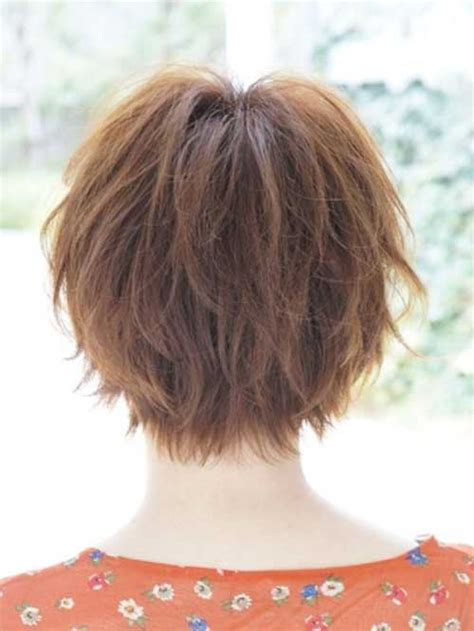 views of back of medium hairstyles 20 back view of pixie haircuts pixie cut 2015