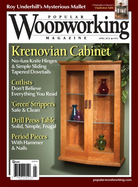 what is the best woodworking magazine popular woodworking magazine pdf free