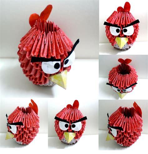 angry birds origami iapdesign photoshop tutorials