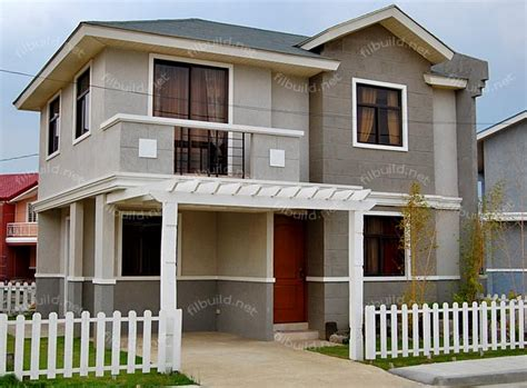 exterior house paint colors in the philippines malolos bulacan real estate home lot for sale at florida