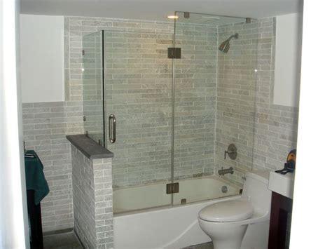 bathroom and shower best 25 half wall shower ideas on bathroom