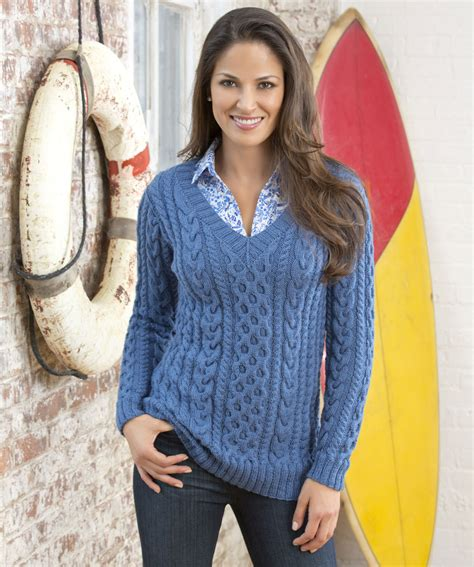 free knitted sweater patterns free cable sweater knitting pattern breeds picture