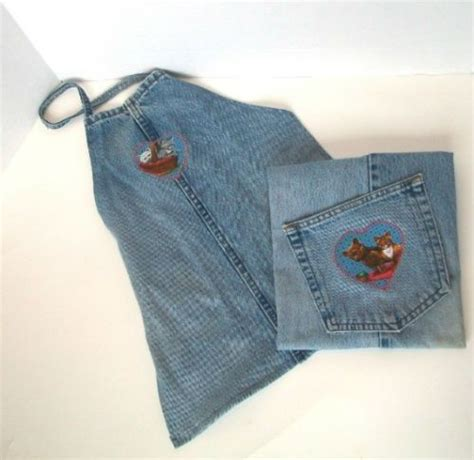 denim craft projects recycled 12 denim craft projects fiberartsy