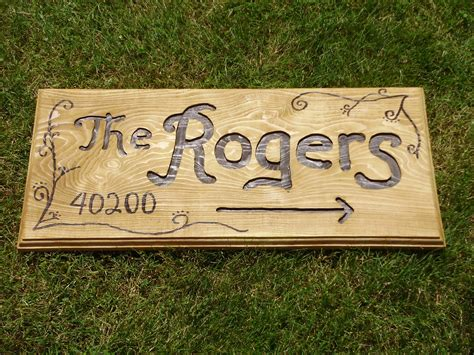 woodworking signs custom made wood signs