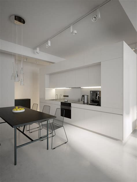minimalist loft modern minimalist black and white lofts