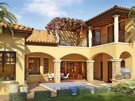 mediterranean style home plans small mediterranean our house home small mediterranean