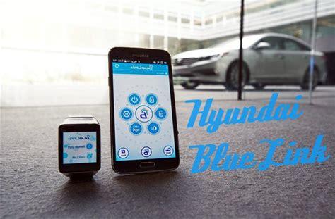 Bluelink Hyundai by Ces 2015 Hyundai Blue Link Conecta Tu Coche Con Tu Smartwatch