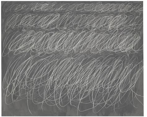 chalkboard painting sold cy twombly painting may set new auction record