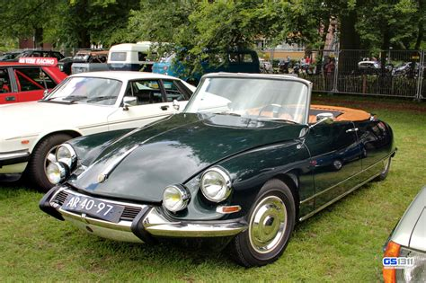 Citroen Classic Cars by Citroen Ds Classic Cars Convertible Cabriolet