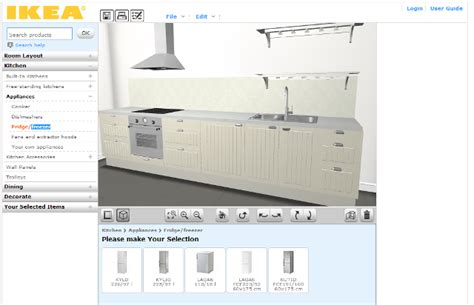 kitchen design software ikea five of the best kitchen design apps acity