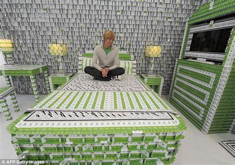 how do you make a house of cards house of cards easy here s a hotel made from key
