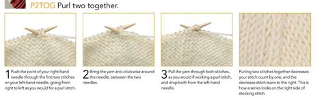 how to skpo in knitting knitting tutorials knitting free