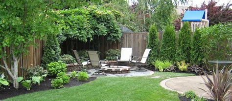 small backyard garden design simple landscaping ideas for a small space simple