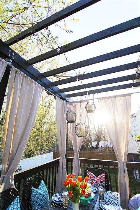 how to build a pergola on an existing deck how to build a pergola withheart
