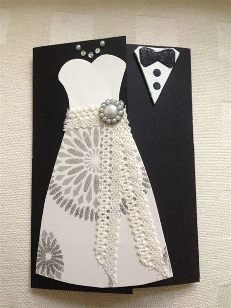 how to make a wedding card easy diy wedding card cards easy to make